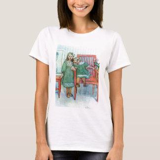 Schwestern Minni UNO Essi zusammen T-Shirt