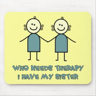 Schwestern Mousepad