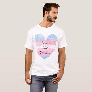 Schwestern nicht Diesseits-ters T-Shirt