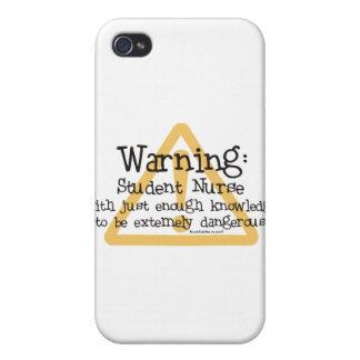 Schwesternschülerin-Warnung Hülle Fürs iPhone 4