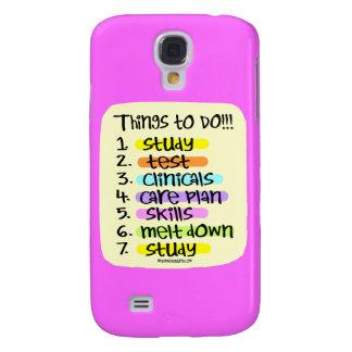 Schwesternschülerin, zum der Liste zu tun Galaxy S4 Hülle