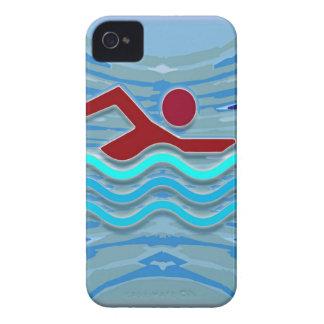 Schwimmen der iPhone 4 hüllen