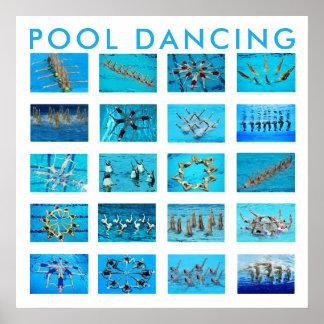 Schwimmen Poster