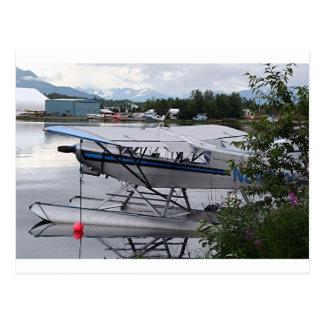 Schwimmen Sie Flugzeug 2, See-Haube, Anchorage, Postkarte
