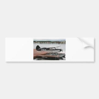 Schwimmen Sie Flugzeug 4, See-Haube, Anchorage, Autoaufkleber