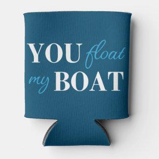 Schwimmen Sie mein Boot Dosenkühler