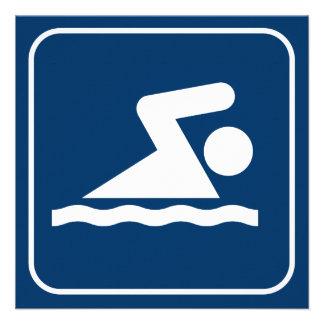 Schwimmen Einladungen Schwimmen Einladungskarten