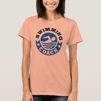 Schwimmen-Trainer T-Shirt