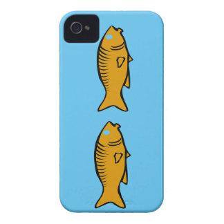 schwimmende Fische iPhone 4 Case-Mate Hülle