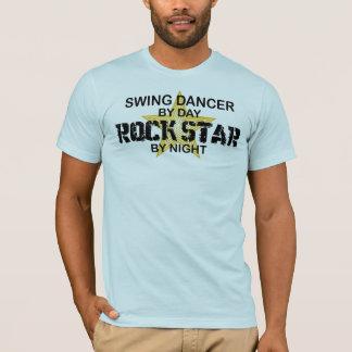Schwingen-Tänzer-Rockstar bis zum Nacht T-Shirt