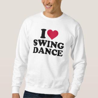 Schwingentanz der Liebe I Sweatshirt
