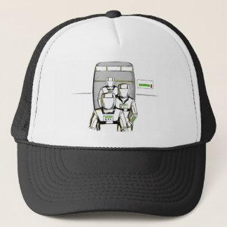 Sciencefiction-Astronauten Truckerkappe
