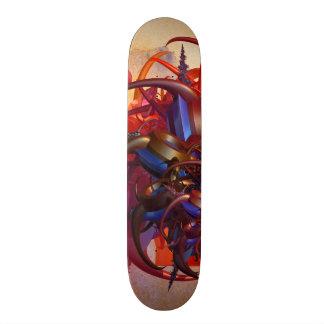 Sciencefictioninsekt Skateboard