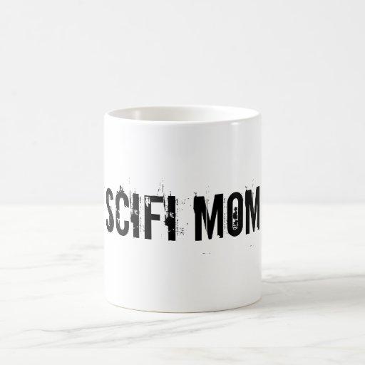 Scifi-Mamma Kaffee Haferl