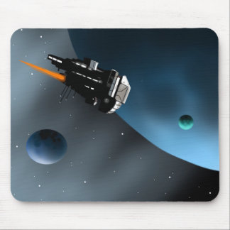 SciFi Mousepad