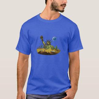 SciFi-Welten - Erde in den Ruinen T-Shirt