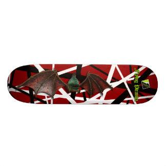 """Scolletta """"Fliegenpiranha-"""" Plattform 036 Skateboardbrett"""