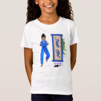"Scolletta ""Judo-Mädchen"" Babydoll T T-Shirt"