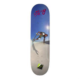 "Scolletta ""SK8"" Plattform 103 19,7 Cm Skateboard Deck"