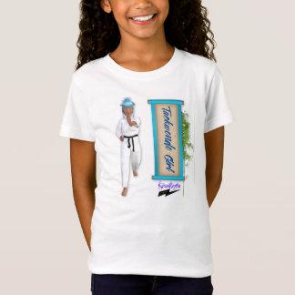 "Scolletta ""Taekwondo Mädchen"" Babydoll T T-Shirt"