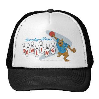 "Scooby Doo ""Bowling "" 1 Baseball Caps"