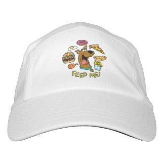 Scooby-Doo füttern mich! Headsweats Kappe