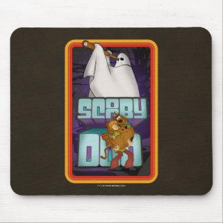 Scooby-Doo | Geist-Suchen Shaggy u. Scooby Mousepad