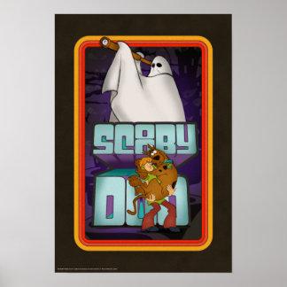 Scooby-Doo | Geist-Suchen Shaggy u. Scooby Poster