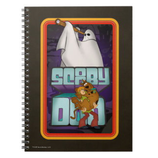 Scooby-Doo | Geist-Suchen Shaggy u. Scooby Spiral Notizblock