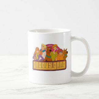 "Scooby-Doo | ""Groovy Gruppen-"" Retro Kaffeetasse"