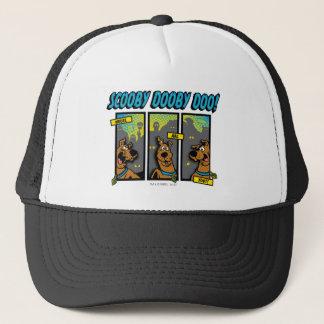 Scooby-Doo, in dem Sie Comic-Platten sind Truckerkappe