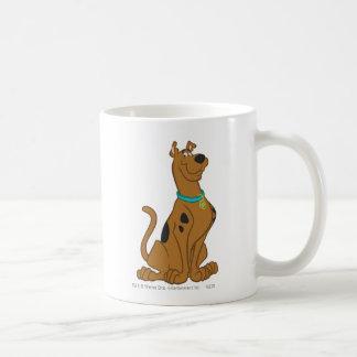 Scooby Doo | klassische Pose Kaffeetasse