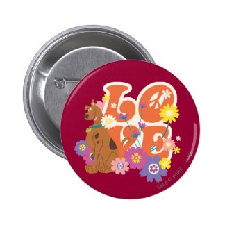 """Scooby Doo """"Liebe """" Button"""