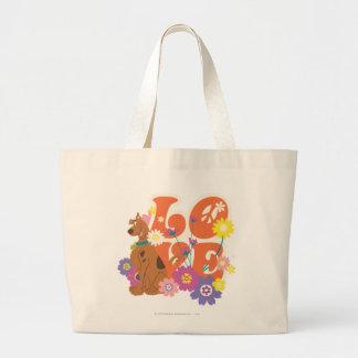 """Scooby Doo """"Liebe """" Einkaufstasche"""