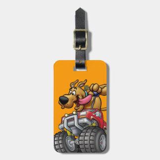 Scooby Doo Monster Truck1 Kofferanhänger
