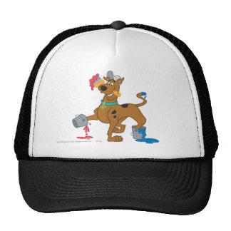 Scooby Doo Paint3 Kult Cap
