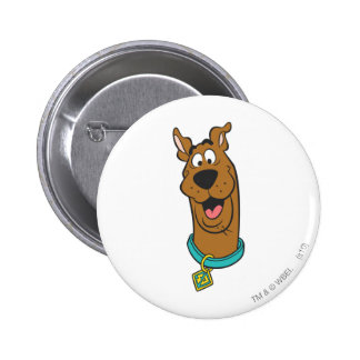 Scooby Doo Pose 14 Runder Button 5,7 Cm
