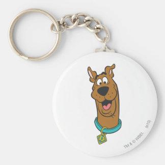 Scooby Doo Pose 14 Standard Runder Schlüsselanhänger