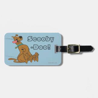 Scooby Doo Pose 47 Gepäckanhänger