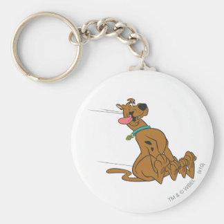 Scooby Doo Pose 47 Standard Runder Schlüsselanhänger