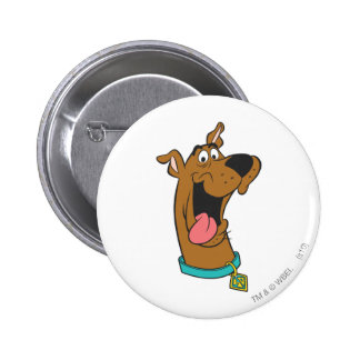 Scooby Doo Pose 49 Runder Button 5,7 Cm