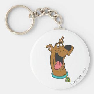 Scooby Doo Pose 49 Standard Runder Schlüsselanhänger