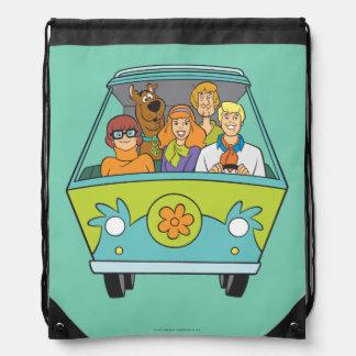 Scooby Doo Pose 71 Sportbeutel