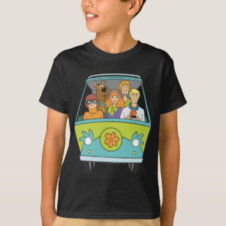 Scooby Doo Pose 71 T-Shirt