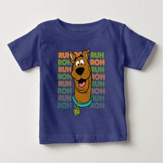Scooby-Doo Ruh Roh Baby T-shirt