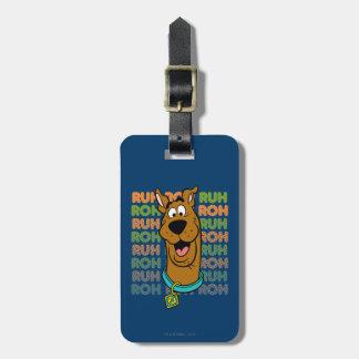 Scooby-Doo Ruh Roh Kofferanhänger