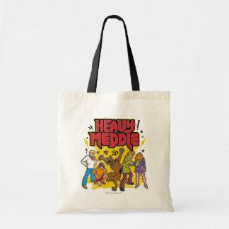 """Scooby-Doo schweres   """"einmischen"""" Grafik Tragetasche"""