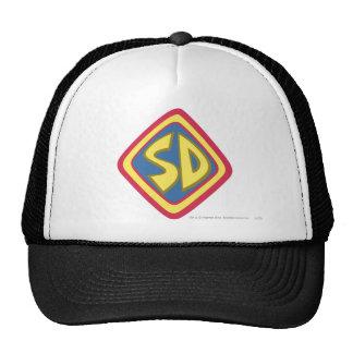 """Scooby Doo """"Sd """" 1 Baseballcaps"""