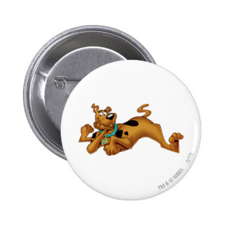 Scooby Doo Spritzpistolen-Pose 13 Anstecknadelbutton
