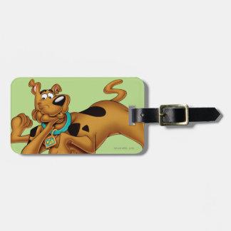 Scooby Doo Spritzpistolen-Pose 13 Gepäckanhänger